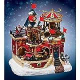 Eminza - Aldea de la navidad nieve ligera palace