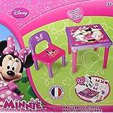 Minnie - CDIM026 - Ameublement et Décoration - Table d'activités + Set Art et Craft