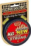 WFT KG STRONG 300m 0,18mm 22kg, geflochtene Schnur, Meeresschnur, Angelschnur, Geflechtschnur, Farbe:multicolor
