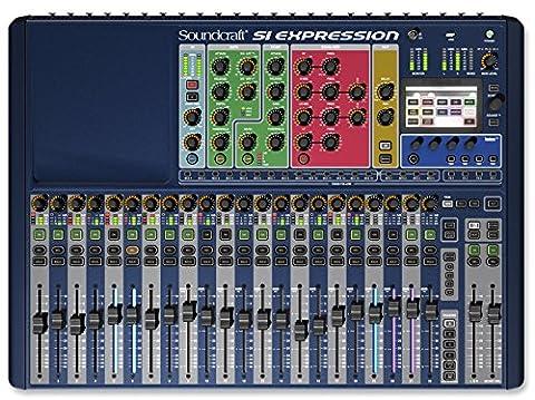 Mixage et Production SOUNDCRAFT Si EXPRESSION 2 Numériques