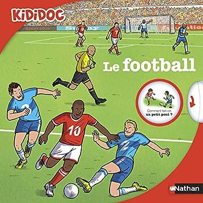 Le football - livre animé Kididoc dès 4 ans (20)