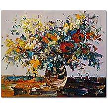 raybre art x pulgadas pinturas al leo pintados a mano sobre