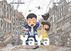 La Balade de Yaya Edition simple Tome 1
