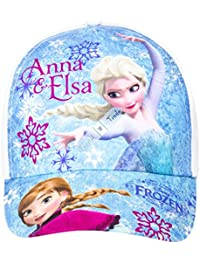 S2/ Casquette de la reine des neiges Elsa et Anna (taille 52 édition 2016)