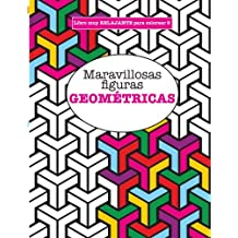 Libros para Colorear Adultos 9: Maravillosas figuras GEOMÉTRICAS: Volume 9 (Libros muy RELAJANTES para colorear)