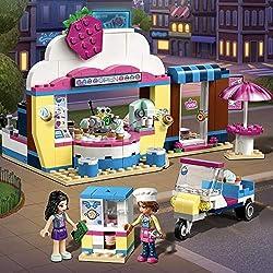 LEGO Friends - Le Cupcake Café d'Olivia - 41366 - Jeu de construction