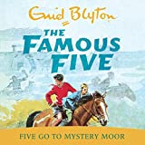 Best Audible Mysteries - Famous Five: Five Go To Mystery Moor: Book Review