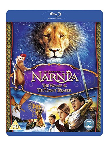 Bild von Chronicles of Narnia: Voyage of the Dawn Treader [Blu-ray] [Import anglais]