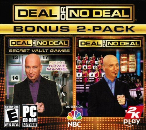 Deal Or No Deal + Deal Or No Deal: Secret Vault (Englisch Import)