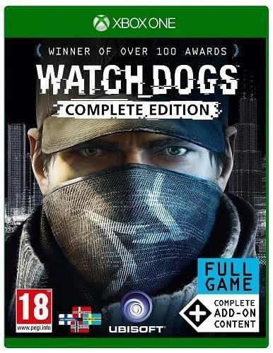 Xbox One Watch Dogs - Complete Edition Greatest Hits - PREOWNED (360-watch Xbox Dogs Video-spiele)