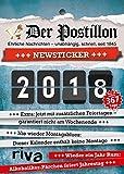 Der Postillon +++ Newsticker +++ 2018: Tagesabreißkalender - Stefan Sichermann