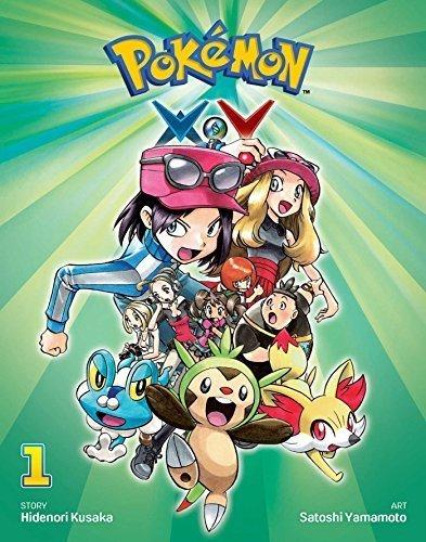 Pok¨¦mon XY, Vol. 1 (Pokemon) by Kusaka, Hidenori (2014) Paperback