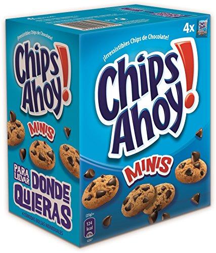 Foto de Chips Ahoy! Minis Galleta con Gotas de Chocolate - 160 g
