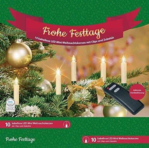 Led Weihnachtsbeleuchtung Ohne Kabel.Led Weihnachtsbeleuchtung Ideen Für Festlichen Glanz
