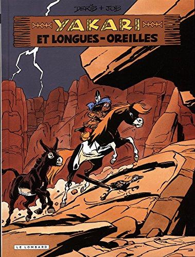 Yakari - tome 27 - Yakari et Longues-Oreilles