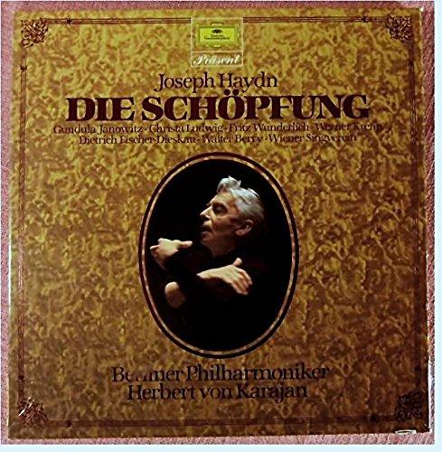 Haydn: Die Schöpfung [Vinyl Schallplatte] [2 LP Box-Set]