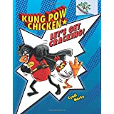 Kung Pow Chicken #1: Let's Get Cracking! (Library Edition) (A Branches Book)