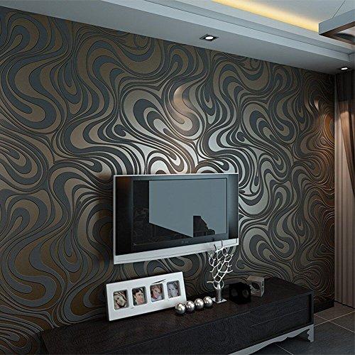 modern-abstrakt-mustertapete-hanmero-wallpaper-vliestapete-curve-3d-tapete-wandbild-beflockung-tapet