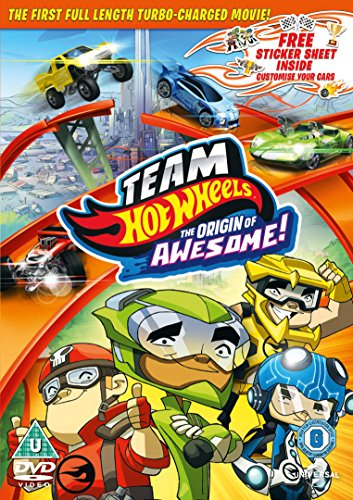 team-hot-wheels-the-origin-of-awesome-includes-sticker-sheet-dvd-2013