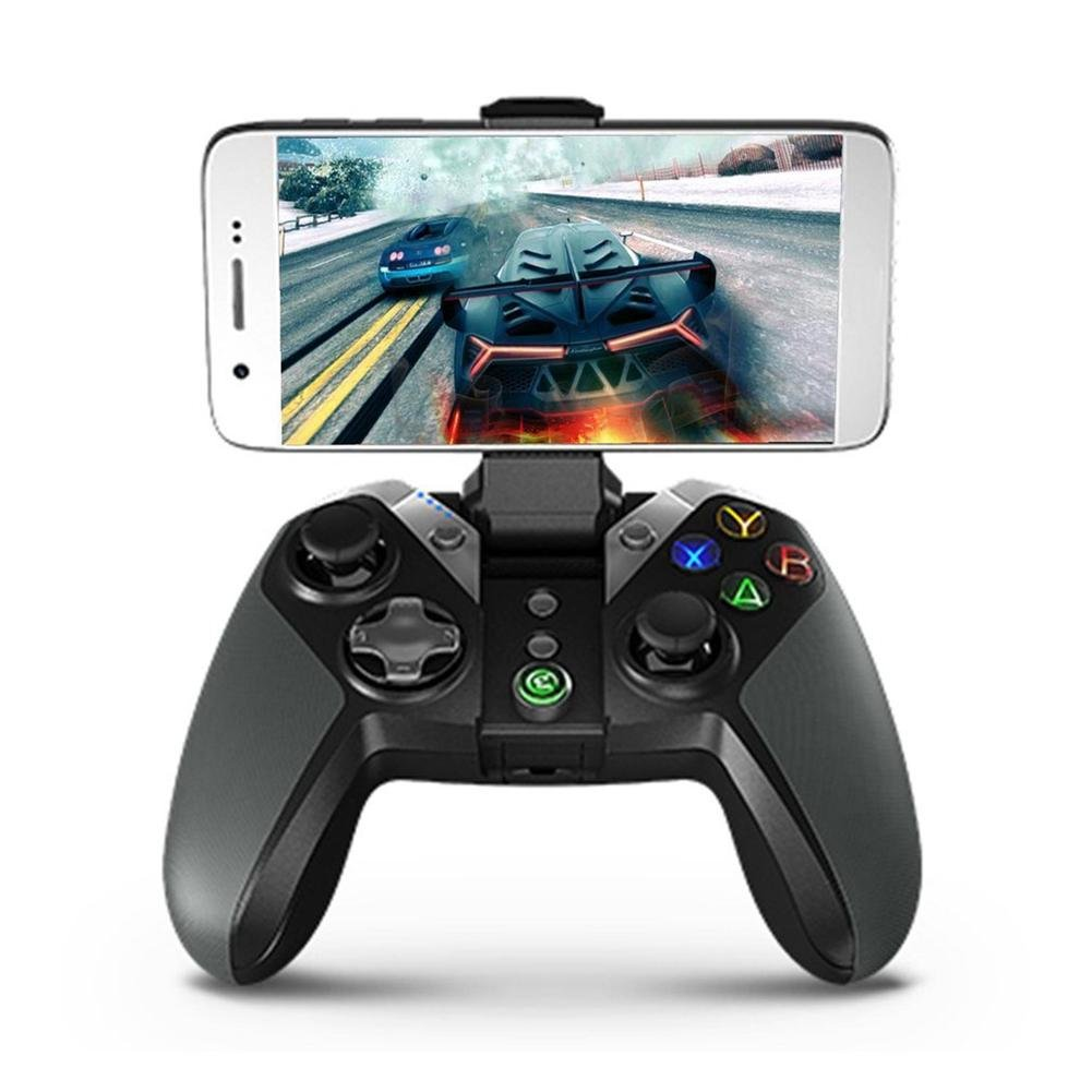 martialart Bluetooth Gamepad G4 pour GameSir G4 Bluetooth Gamepad pour Android TV Box Téléphone Bluetooth Gamepad Tablet pour PC Jeux VR