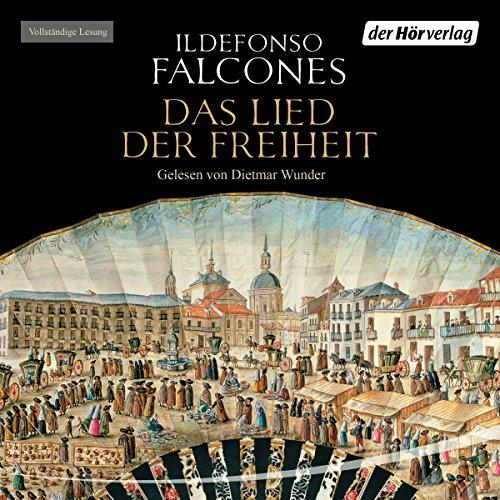 Buchseite und Rezensionen zu 'Das Lied der Freiheit' von Ildefonso Falcones