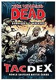 Tacdex The Walking Dead Edition Jeu De Société