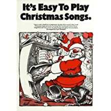By Cyril Watters It's Easy To Play Christmas Songs [Paperback]