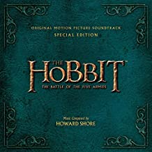 The Hobbit: The Battle of the Five Armies - Motion Picture Soundtrack [2 CD][Special Edition] by Howard Shore