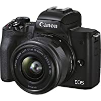 Canon M50 Mark II 15-45mm f3.5-6.3 is STM