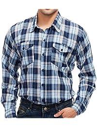 4Stripes Men's Causal Shirt