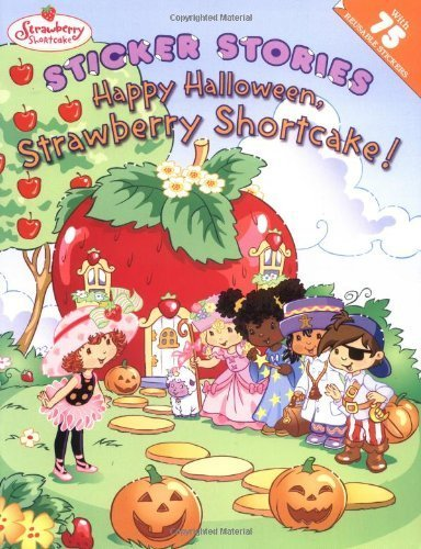 Happy Halloween, Strawberry Shortcake! (2003-08-25)