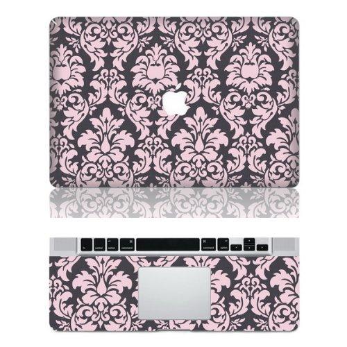 Vati fogli smontabili Rosa Fiore fortunato protettiva copertura completa di arte del vinile Decal Sticker Cover per Apple MacBook Air 11,6