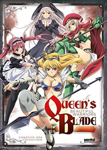 Queen's Blade: Beautiful Warriors [DVD] [Region 1] [US Import] [NTSC]