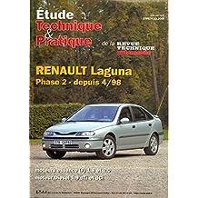 REVUE TECHNIQUE AUTOMOBILE N° 634 RENAULT LAGUNA