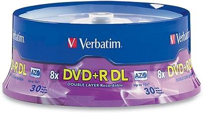 Verbatim DVD+R DL 8.5GB 8X Surface - 30pk Spindle