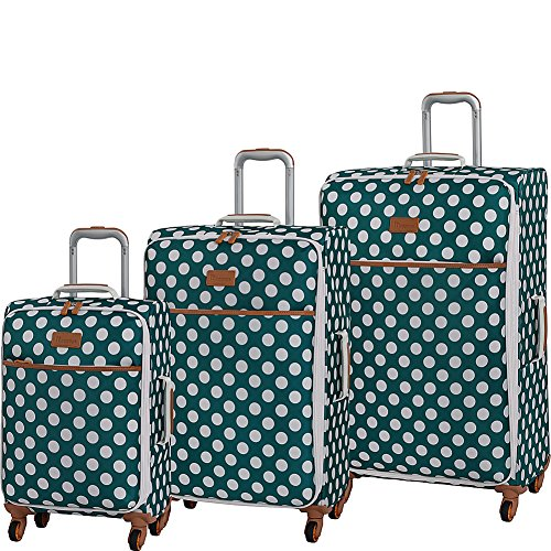 it luggage Summer Spots Valigia, 80 cm, 260 liters, Blu (Harbour Blue)