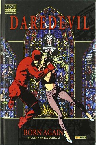 Daredevil born again editado por Panini fondo