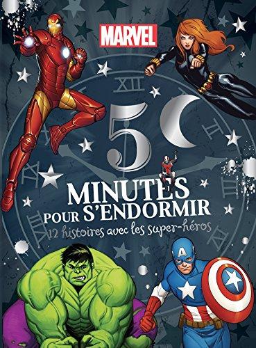 MARVEL - 5 Minutes pour s'endormir - Avengers