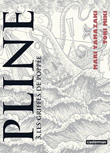 Pline (Tome 3) - Les griffes de Poppée par Mari Yamazaki