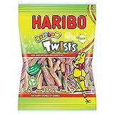 Haribo Regenbogen Twists (150g) - Packung mit 6