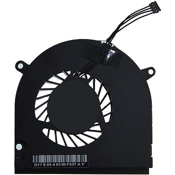 iParaAiluRy CPU portatile ventola di raffreddamento per Apple Macbook Pro 13 & quot; Unibody A1278 A1280 A1342