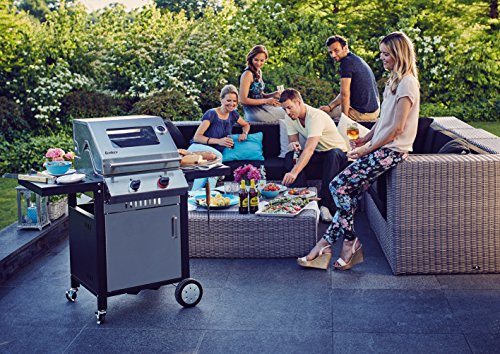 Enders Gasgrill Turbo Zone : Enders stand gasgrill kansas sik turbo mit brennern und