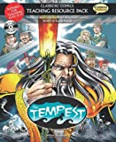 Classical Comics Teaching Resource Pack: The Tempest by Nigel Dobbyn (2009-12-29)