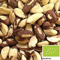 nueces de Brasil orgánicas 1kg no tratadas y de recolección silvestre