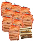 ungefähr 10 Säcke mumba-Anfeuerholz Fichte