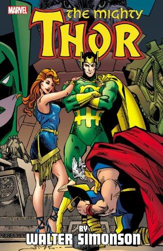 Thor By Walter Simonson 03