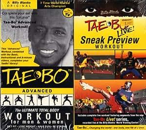 Tae-Bo Workout: Advanced [VHS] [Import USA]