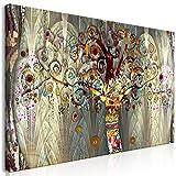 murando Mega XXXL Baum Wandbild 160x80 cm - Einzigartiger XXL Kunstdruck zum Aufhängen Leinwandbilder Moderne Bilder Wanddekoration - Gustav Klimt Abstrakt l-A-0005-ak-e