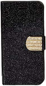 URGE Basics Wallet Case for iPhone 6/6S - Retail Packaging - Black/Black