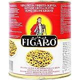 Figaro Sliced Green Olives Buk Pack, 3 Kg [Horeca Pack]